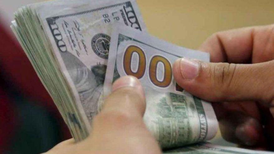Los coleros digitales compraban los dólares y los transferían a una cuenta recaudadora
