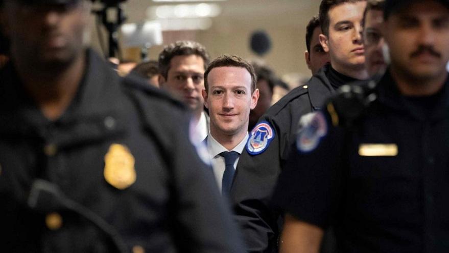 Zuckerberg en el ojo de la tormenta