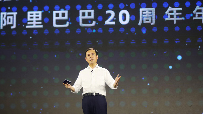Daniel Zhang, presidente de Alibaba