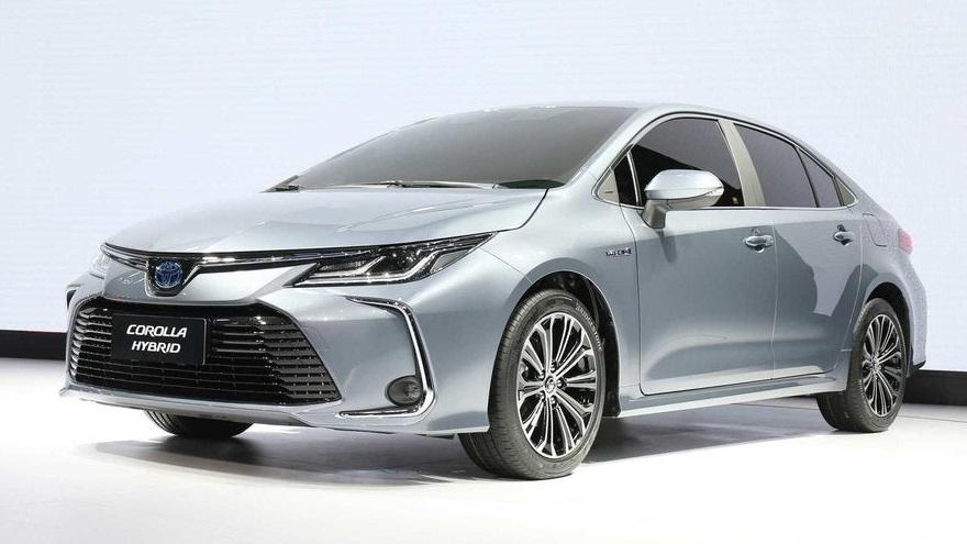 Toyota Corolla Híbrido, el más popular.