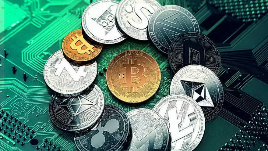 Una de las vías que tiene la gente para ahorrar en dólares es la compra de monedas digitales