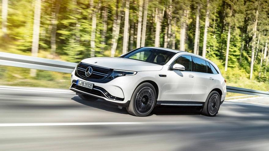 Mercedes Benz EQC, la apuesta de la marca.