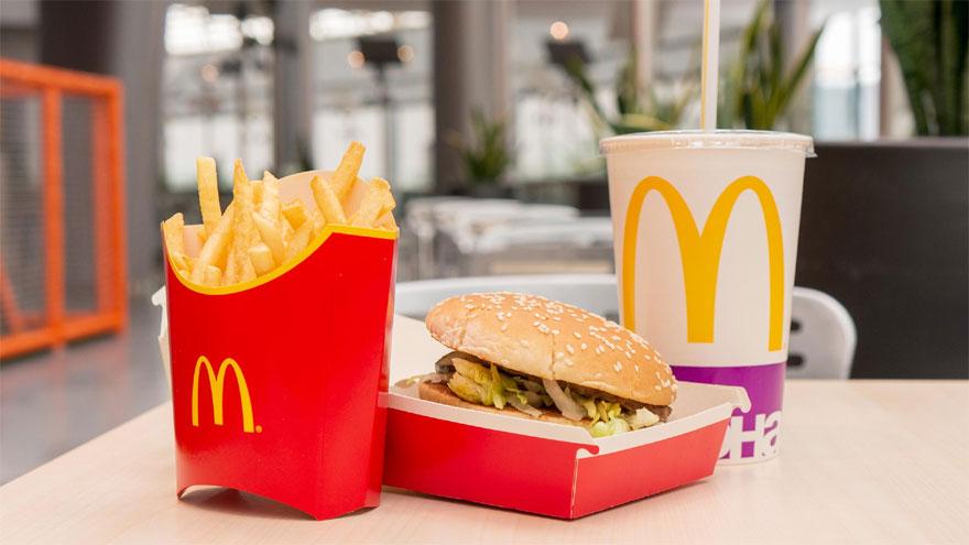 Ahora podrás pedir las hamburguesas desde tu casa, en su app.