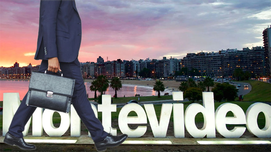 El país vecino impulsó las busquedas de información de emprendedores argentinos que buscan aligerar su tributación