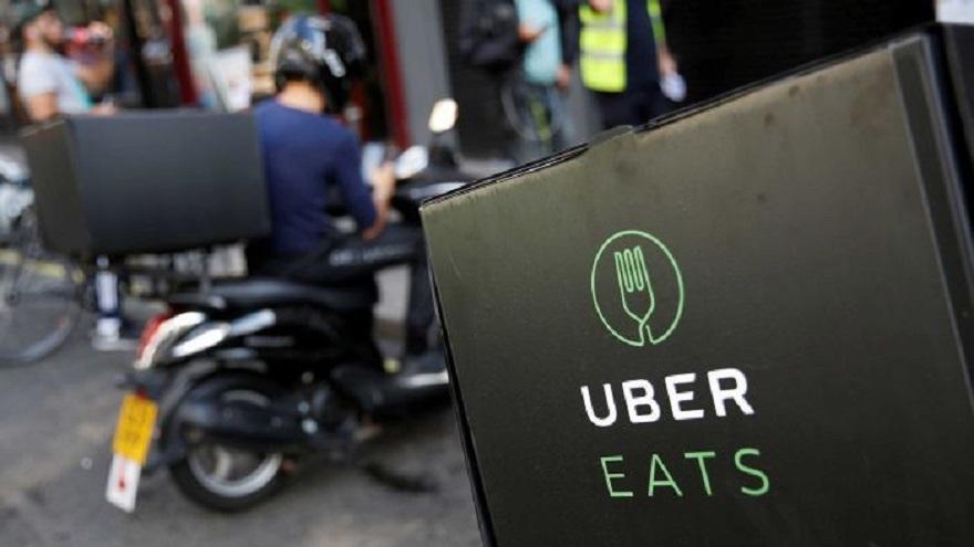 El delivery salvó al negocio de Uber