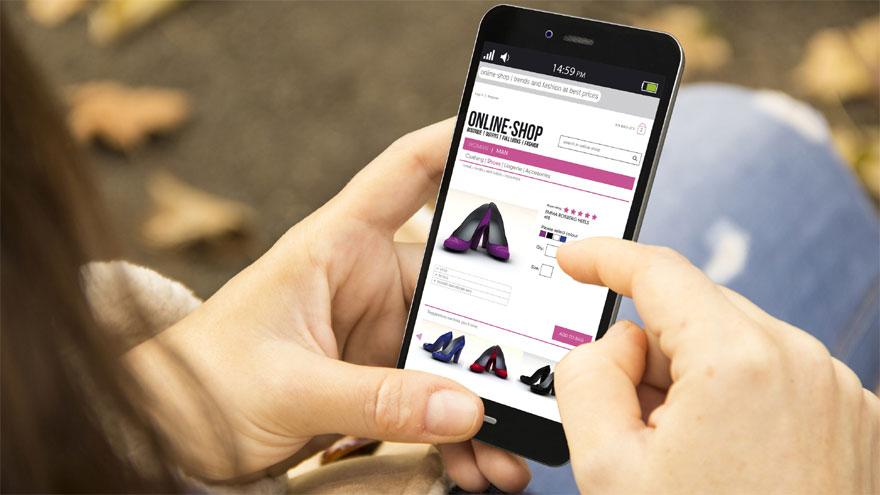 Las compras a través del teléfono son cada vez más prácticas