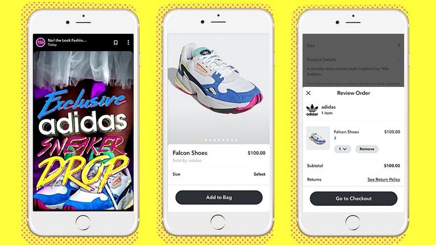 Snapchat suma más funciones para hacerle frente a Instagram