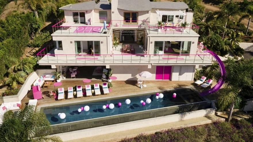 Imagen del Airbnb de Barbie