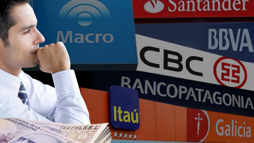 Los bancos suman controles contra los coleros digiales