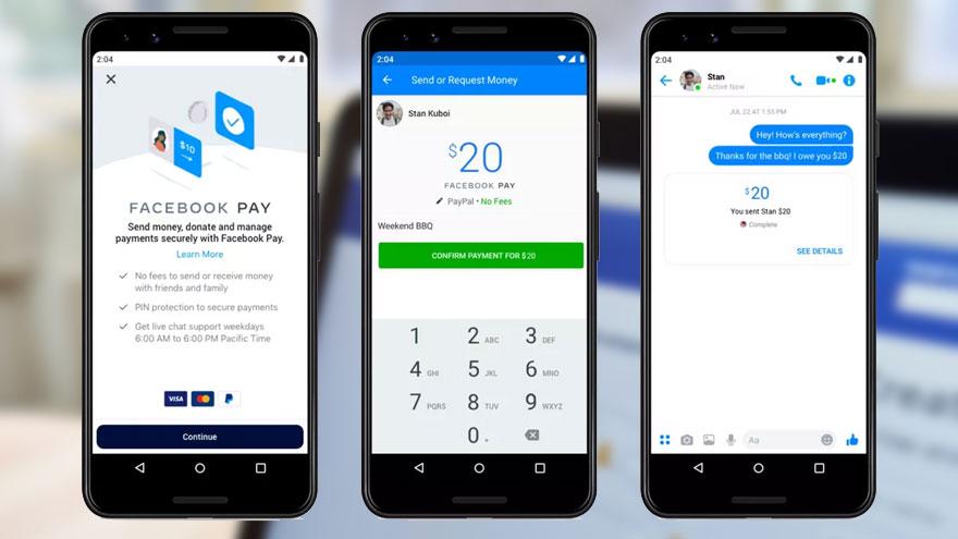 La plataforma de pagos de Facebook