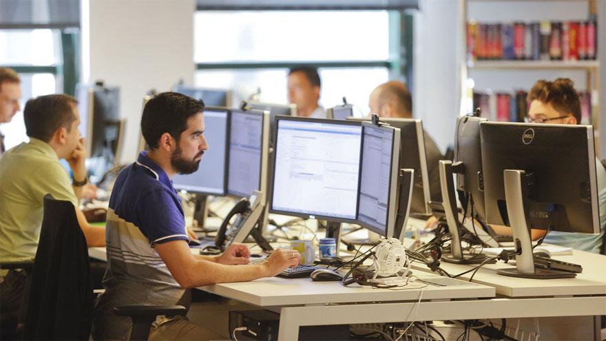 El sector de software es uno de los principales agentes de transformación para otras empresas