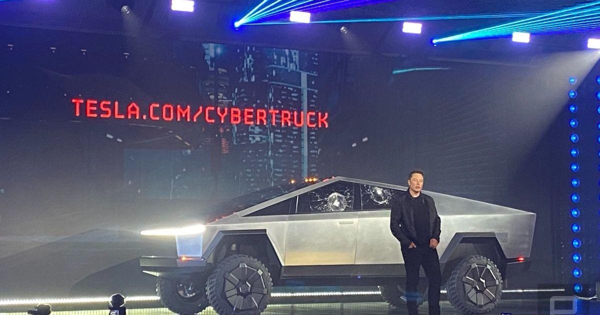 El año pasado, Tesla reveló su nueva camioneta eléctrica, la Cybertruck,