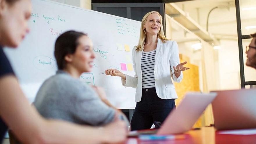 Se incrementó la presencia de mujeres al frente de emprendimientos.