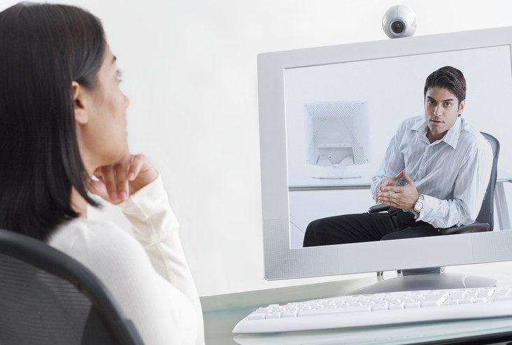 Las videoconferencias ganaron lugar en 2020