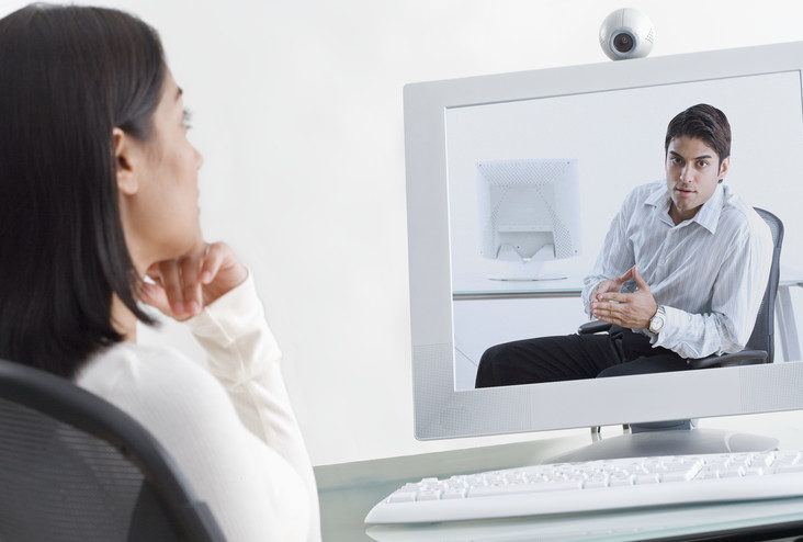 Entrevista laboral por videollamada