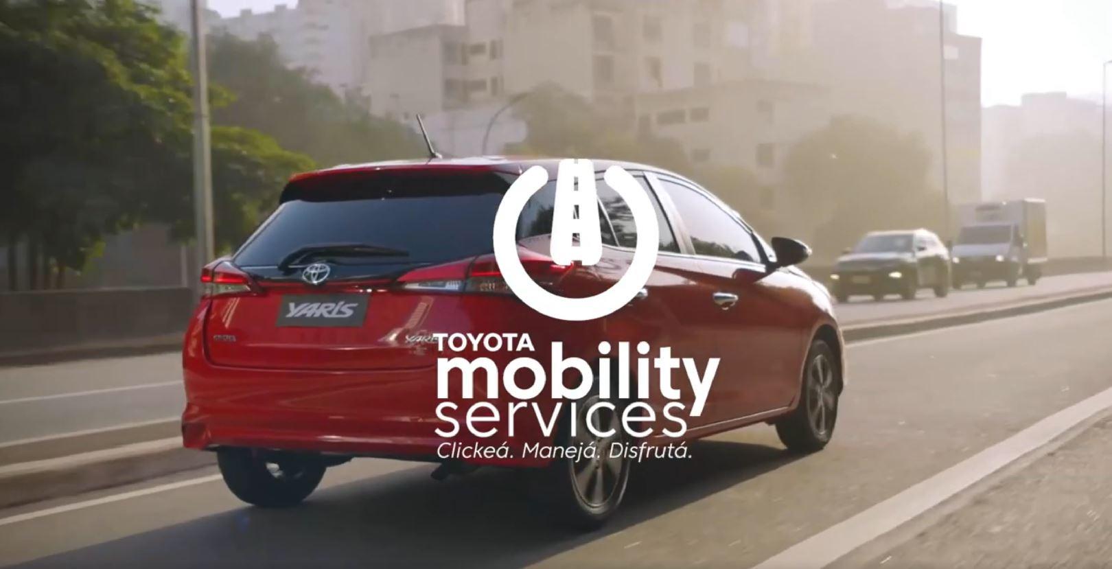 Toyota Mobility Services refuerza la prevención para evitar el contagio.