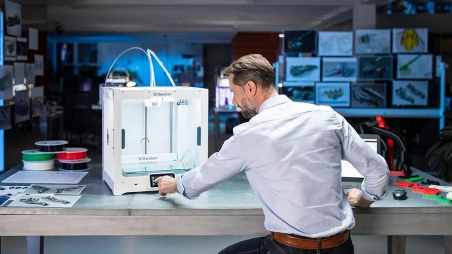 Impresión 3D, clave en el proyecto