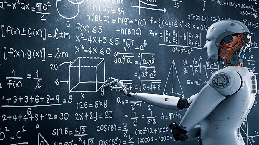 Inteligencia artificial aplicada a matemática