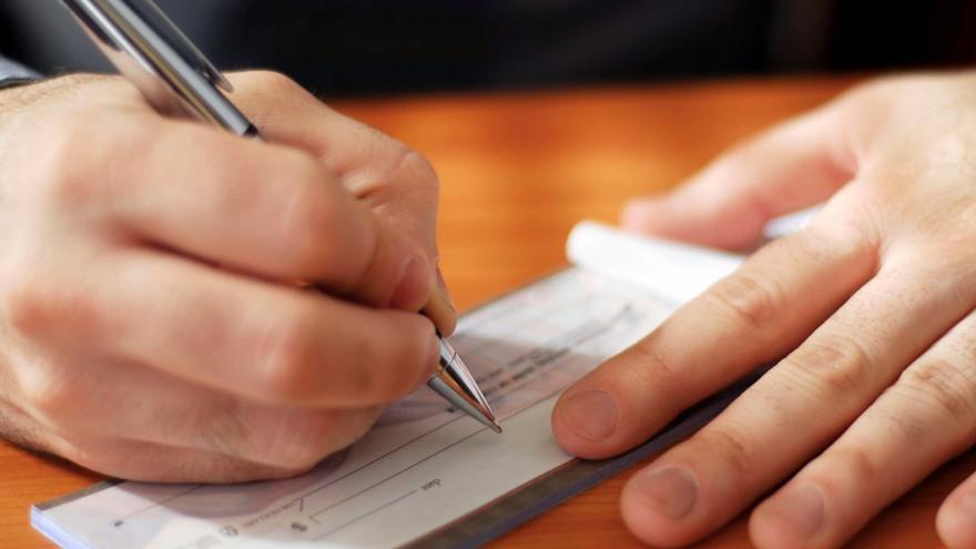 El 55% de los cheques negociados son electrónicos