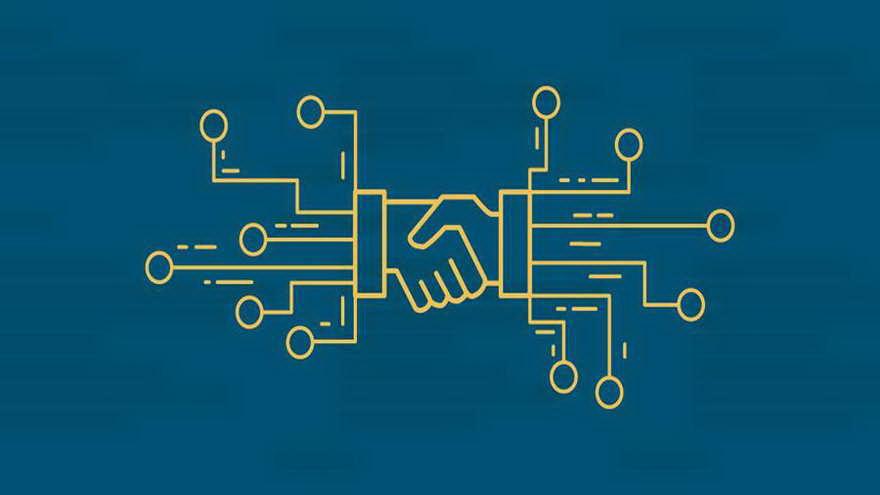 La aplicación de procesos como los contratos inteligentes ayudan a la automatización de los procesos