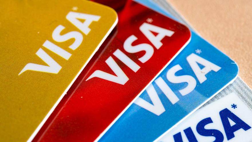 Visa, una de las tarjetas más utilizadas en el mundo