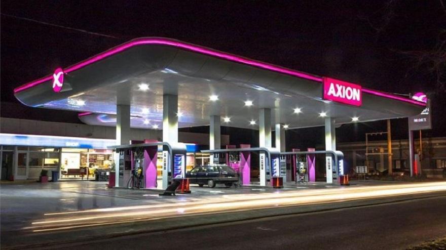 Axion, la petrolera que apuesta por los cargadores eléctricos.