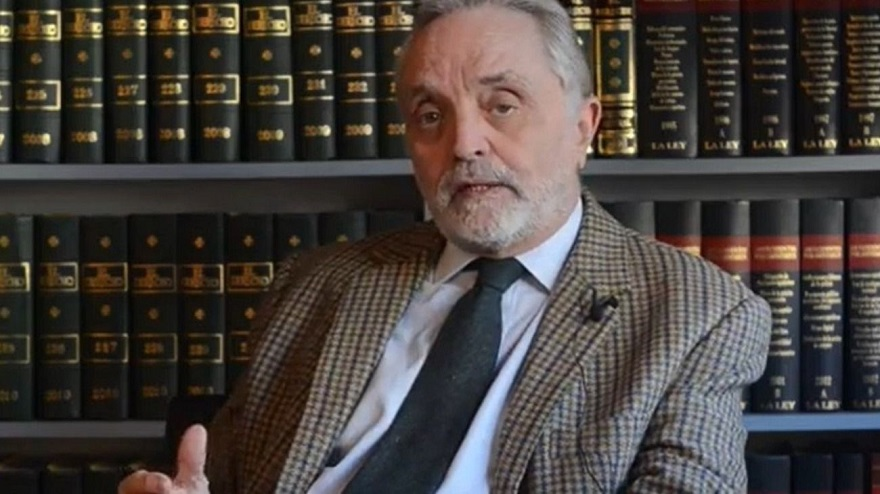 Ricardo Nissen, titular de la IGJ y fuerte crítico de las SAS