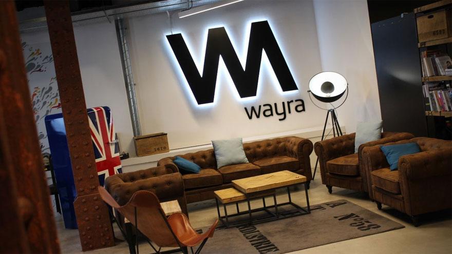 Oficinas de Wayra