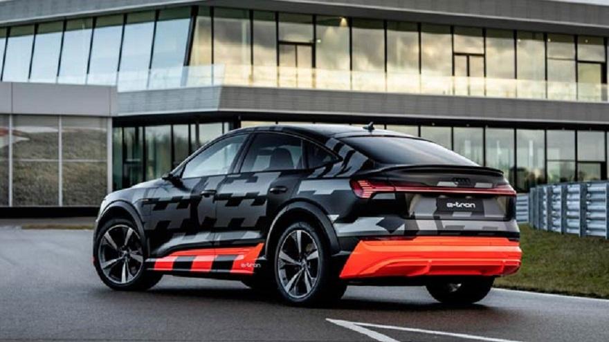 Audi está desarrollando la carga bidireccional en sus coches eléctricos