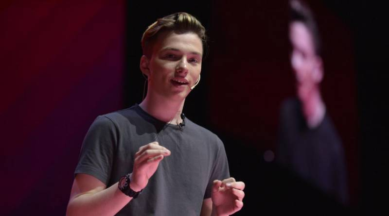 Salvatto se convirtió en un referente entre los jóvenes por su apuesta al país.