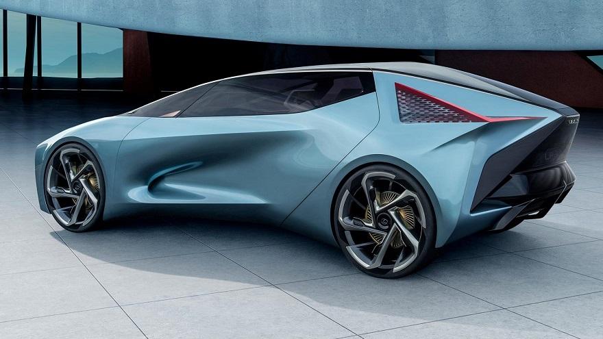 Lexus, una marca del futuro.
