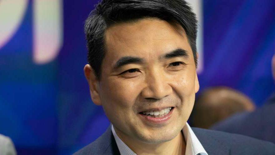 Eric Yuan, el creador de la plataforma, ya disfruta de su éxito.