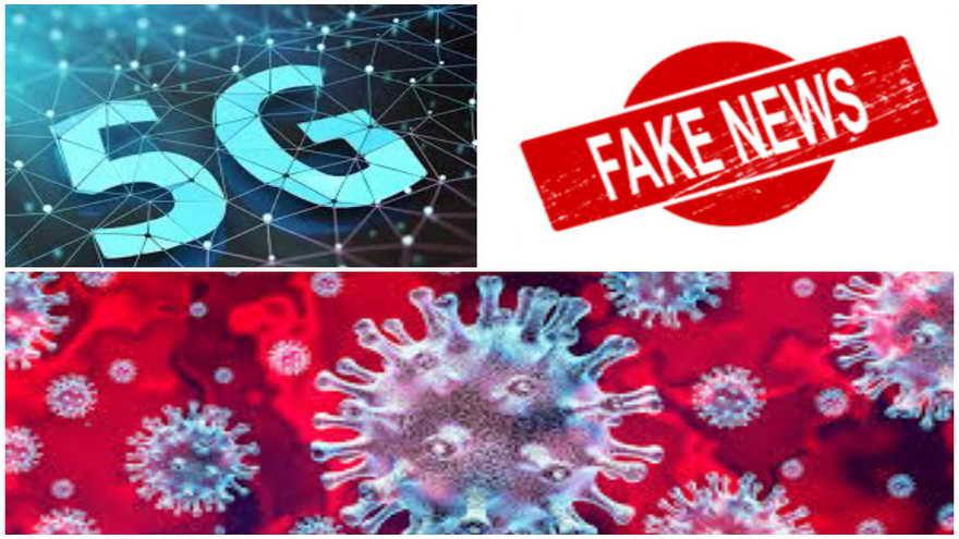 En varios lugares del mundo relacionan el 5G con el coronavirus