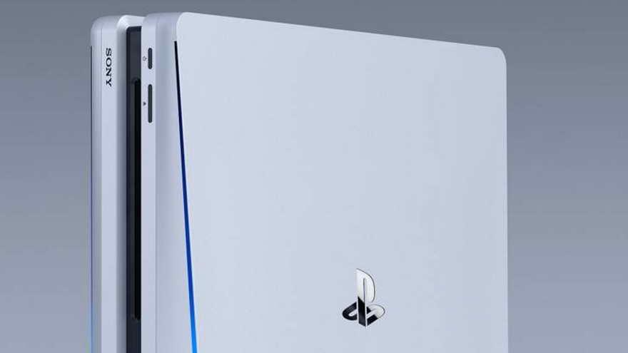 Foto de la nueva PS5
