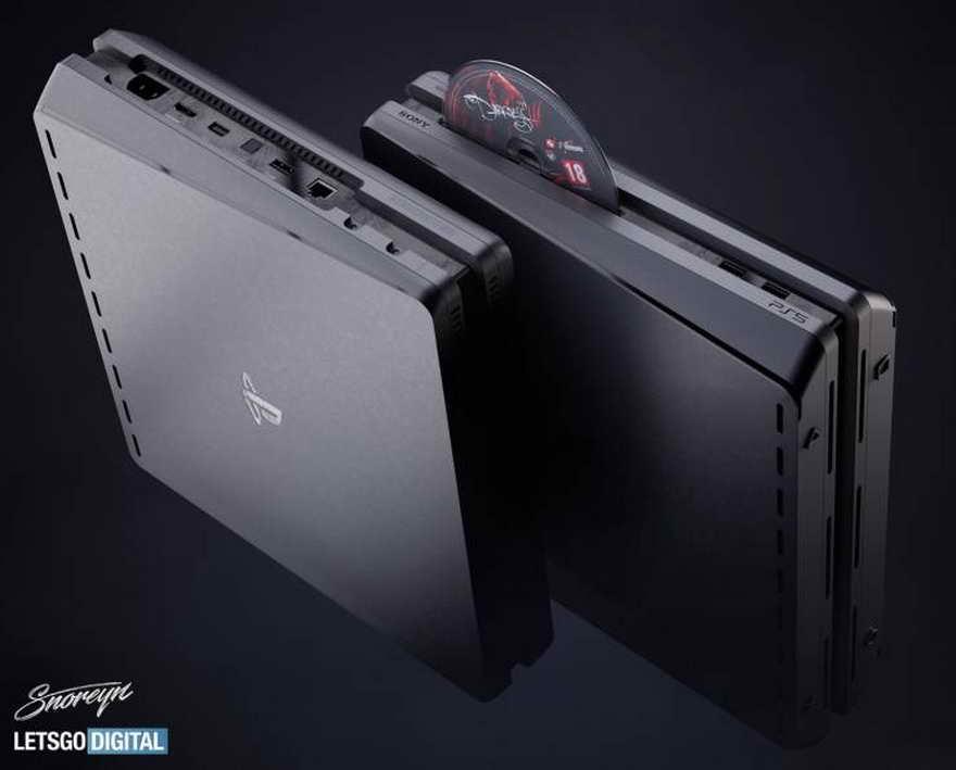 La nueva PS5