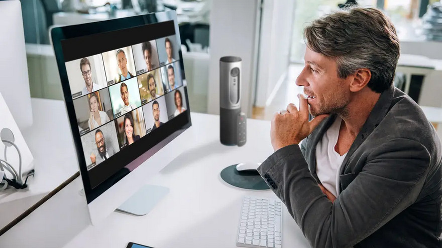 Según el ejecutivo de 3M, las reuniones virtuales vinieron para quedarse por ahorro de tiempos y costos y mayor empatía