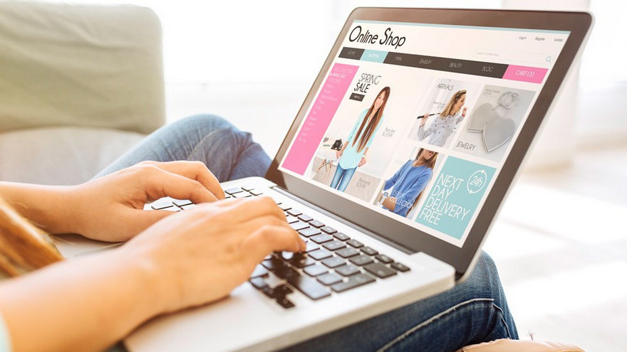 Las tiendas online son un gran canal para paliar la caída de ventas