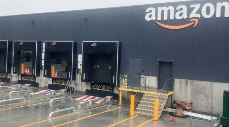 Una sucursal de Amazon