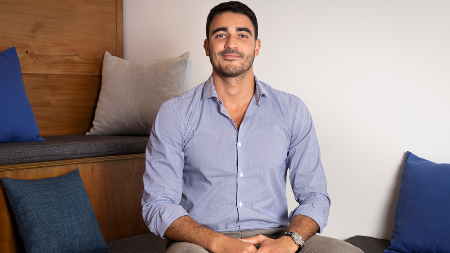 Stefano Angeli, CEO de Reba