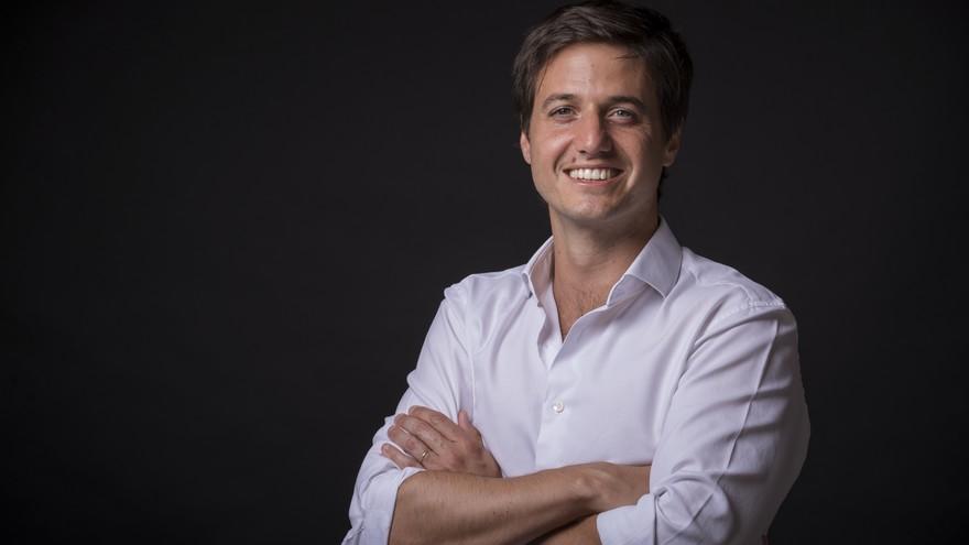 Eduardo Basttita, cofundador Plaza Logística