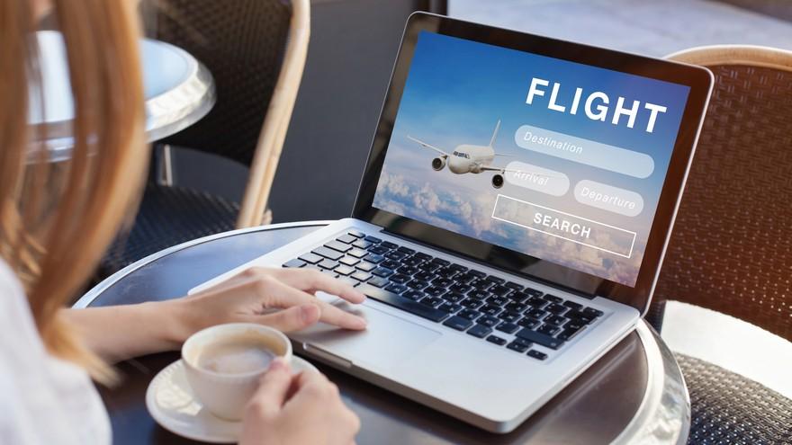 Buscador de vuelos on line