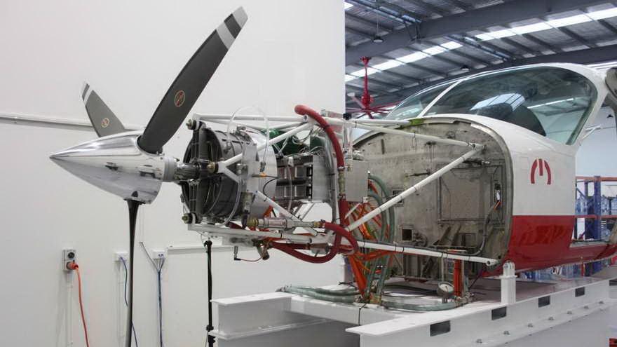 En forma lenta, pero segura, los aviones eléctricos comienzan a ser una alternativa comercial viable