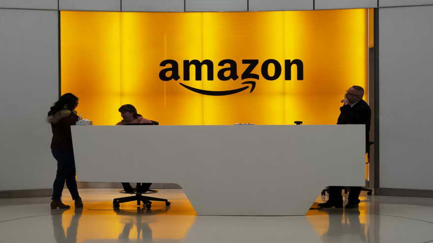 Amazon sigue en alza a pesar de la pandemia