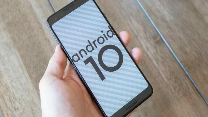 Android 10, la única versión a salvo