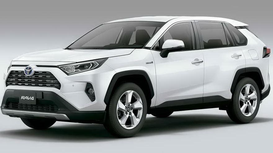 Toyota permite realizar múltiples acciones a través de la web.
