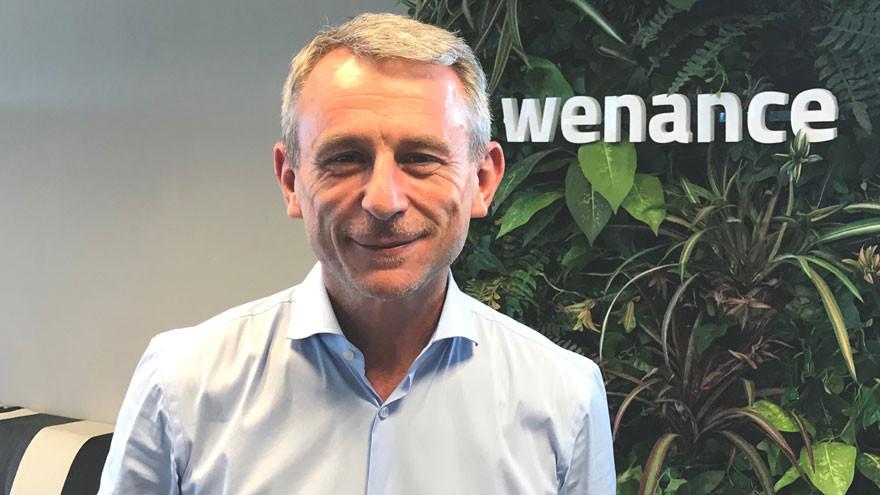 Alejandro Muszak, CEO y cofundador de Wenance