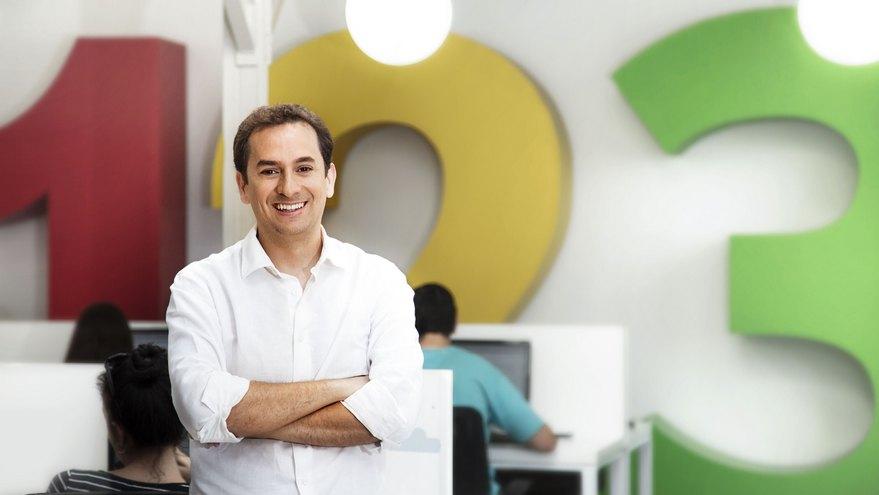 Martín Ferrari es CEO y cofundador de la insurtech.