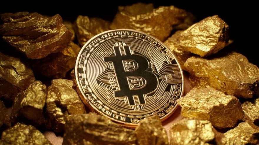 El bitcoin, la criptomoneda más famosa