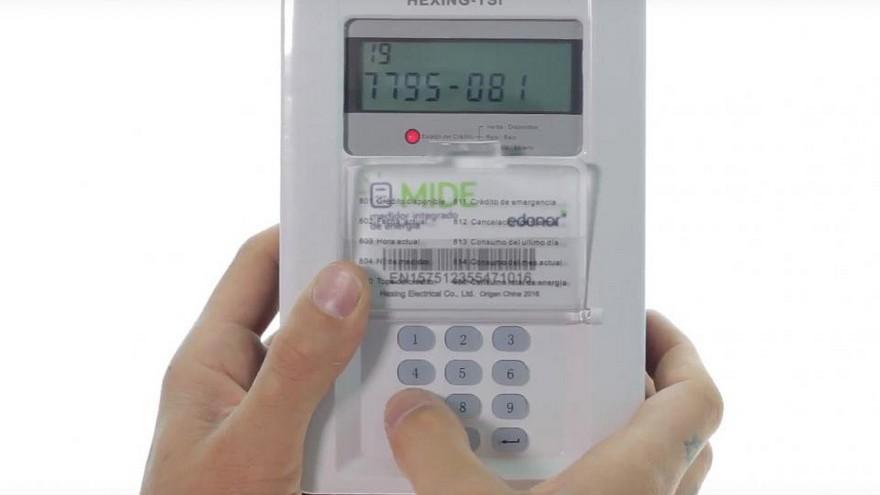 Las distribuidoras pueden conocer el estado del servicio y los kilowatts consumidos de forma remota