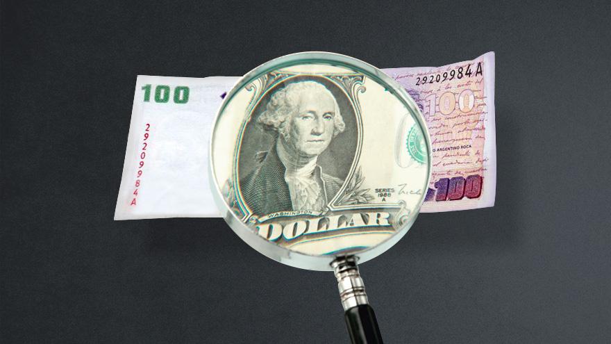 Los fondos dólar linked siguen la evolución del tipo de cambio oficial y cubren al inversor de una devaluación
